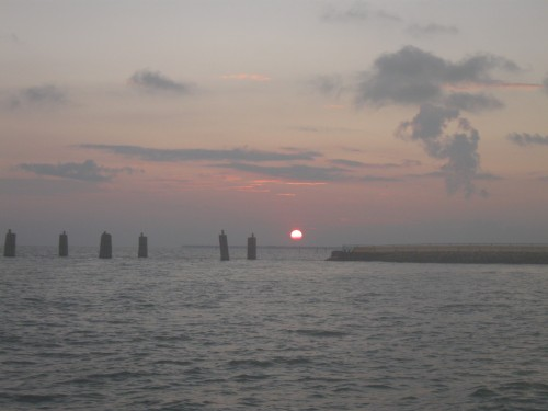 Fort Morgan Sunrise