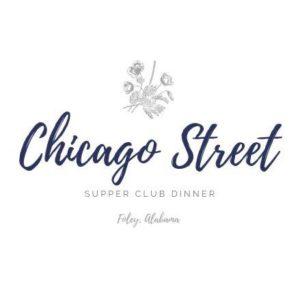 Chicago Street Supper Club Dinner