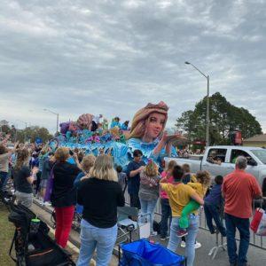 Gulf Shores event parade