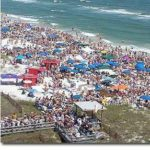 Interstate Mullet Toss & Gulf Coast's Greatest Beach Party