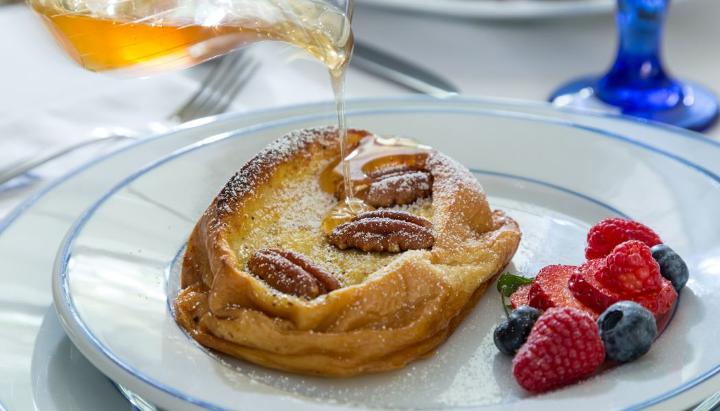 Gourmet French Toast at Our Alabama Bed & Breakfast